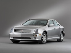 cadillac sts pic #6992