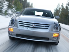 cadillac sts pic #6993