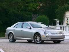 cadillac sts pic #6996