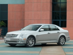cadillac sts pic #6997