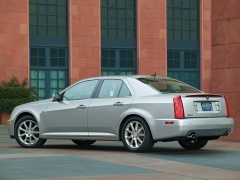cadillac sts pic #6998