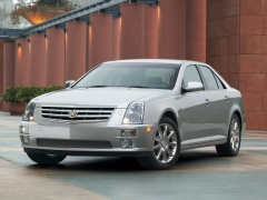 cadillac sts pic #6999
