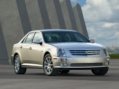 cadillac sts pic #7000