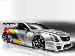 cadillac cts-v coupe race car pic #77648