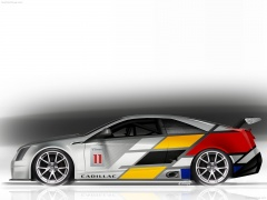 cadillac cts-v coupe race car pic #77649