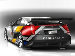 cadillac cts-v coupe race car pic #77650