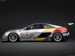 cadillac cts-v coupe race car pic #77652