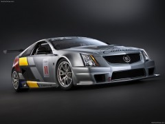 cadillac cts-v coupe race car pic #77659