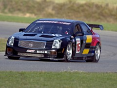 cadillac cts-v race car pic #8107
