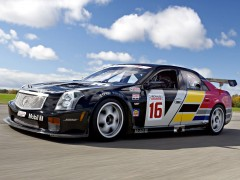 cadillac cts-v race car pic #8113