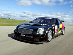 cadillac cts-v race car pic #8114