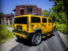 hummer h2 pic #123729