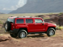 hummer h3 pic #16536