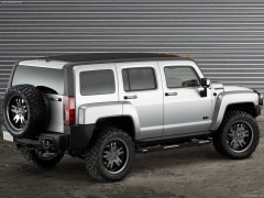 hummer h3 open top pic #40675