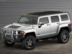 hummer h3 open top pic #40676