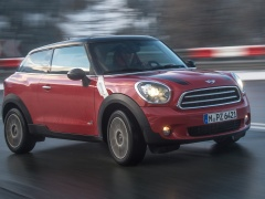 mini paceman all4 pic #109840