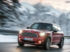 mini paceman all4 pic #109847