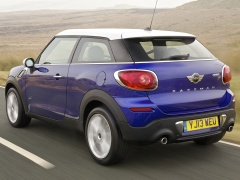mini paceman uk-version pic #110060