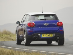 mini paceman uk-version pic #110068