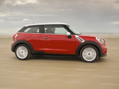 mini paceman uk-version pic #110086