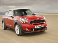 mini paceman uk-version pic #110088