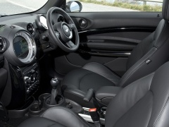 mini paceman uk-version pic #110092