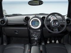 mini paceman uk-version pic #110093