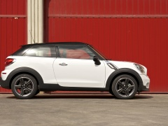 mini paceman uk-version pic #110097