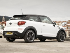 mini paceman uk-version pic #110099