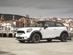 mini paceman uk-version pic #110100