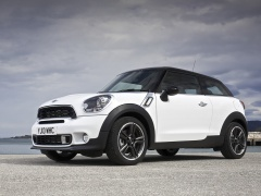mini paceman uk-version pic #110101