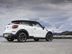 mini paceman uk-version pic #110102