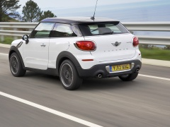 mini paceman uk-version pic #110103