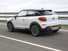 mini paceman uk-version pic #110104