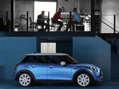 mini five-door hatchback  pic #120191