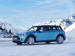 mini clubman all4 pic #158986