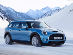 mini clubman all4 pic #158987