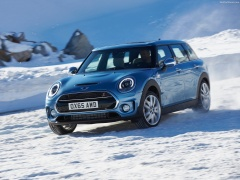 mini clubman all4 pic #158990