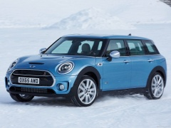 mini clubman all4 pic #158991
