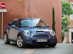 mini cooper s convertible pic #7084