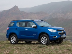 chevrolet trailblazer pic #100821