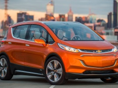 chevrolet bolt ev pic #136193