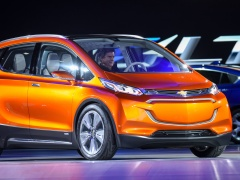 chevrolet bolt ev pic #136197