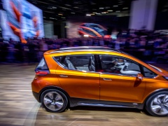 chevrolet bolt ev pic #136200