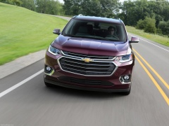 chevrolet traverse pic #182027