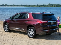 chevrolet traverse pic #182032