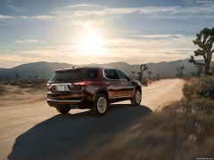 chevrolet traverse pic #182034