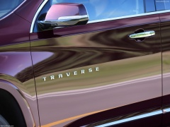 chevrolet traverse pic #182036