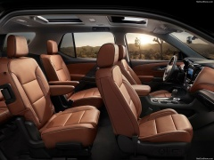 chevrolet traverse pic #182039