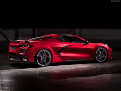 Corvette C8 Stingray photo #197196